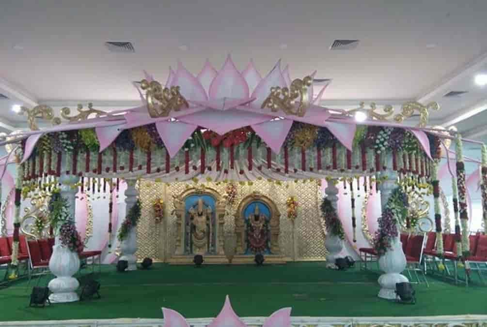 Bd Reddy Convention Hall, BN Reddy Nagar - Banquet Halls in