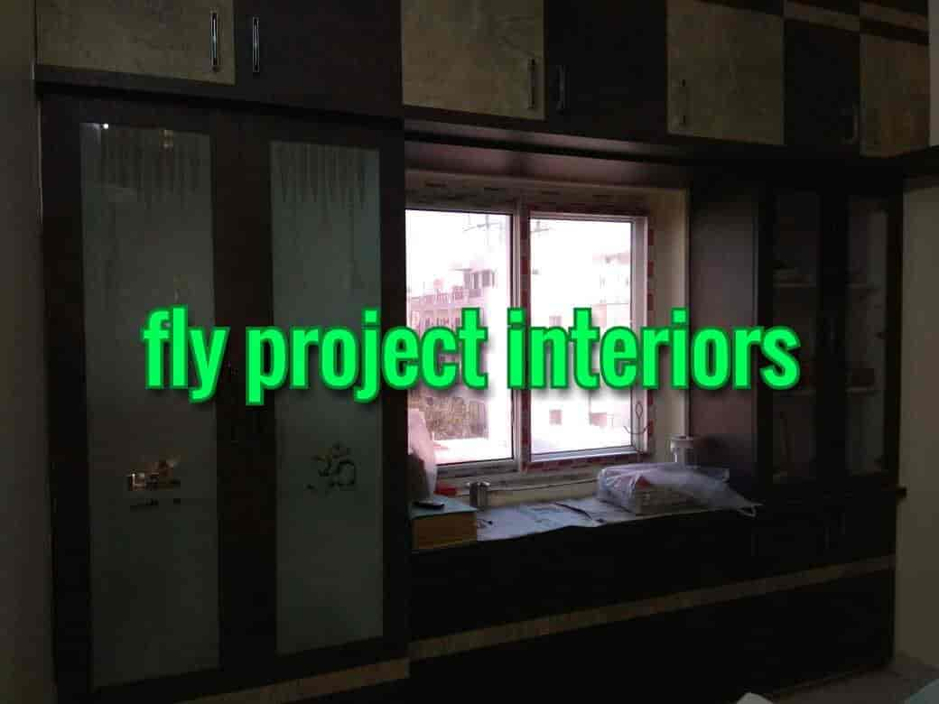 Fly Project Interior Designer, Habsiguda   False Ceiling Contractors In  Hyderabad   Justdial