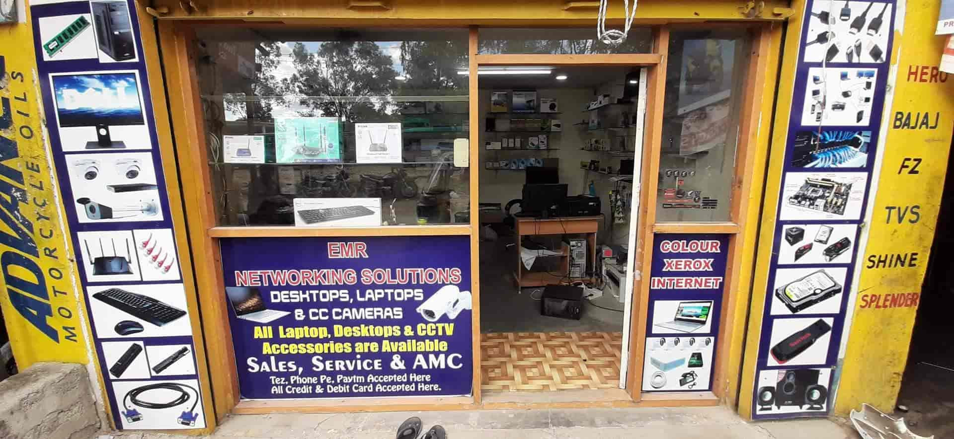 Emr Networking Solutions, Kondapur - Computer Repair & Services in