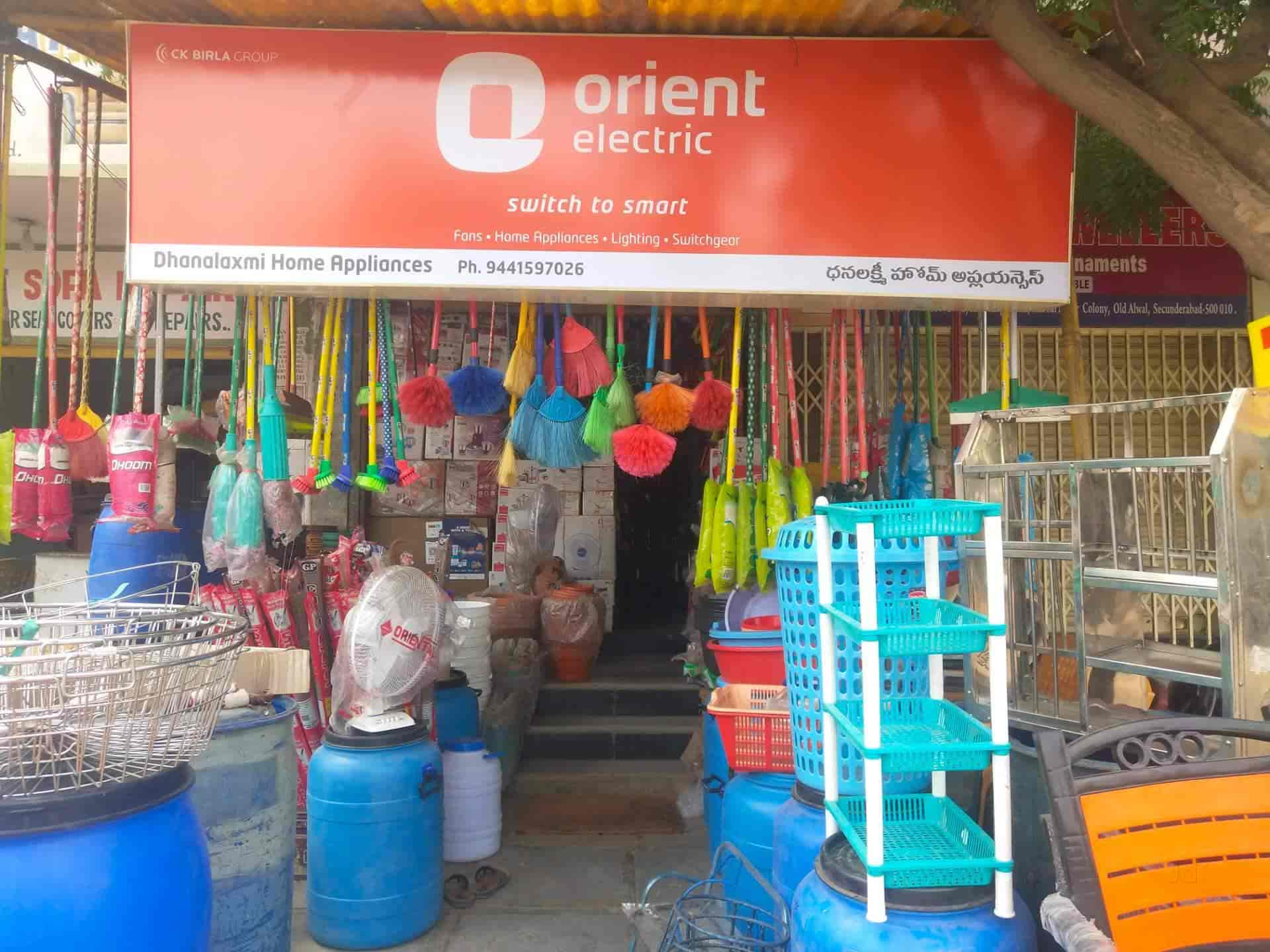 Dhana Laxmi Home Appliances, Old Alwal-Alwal - Gift Shops in