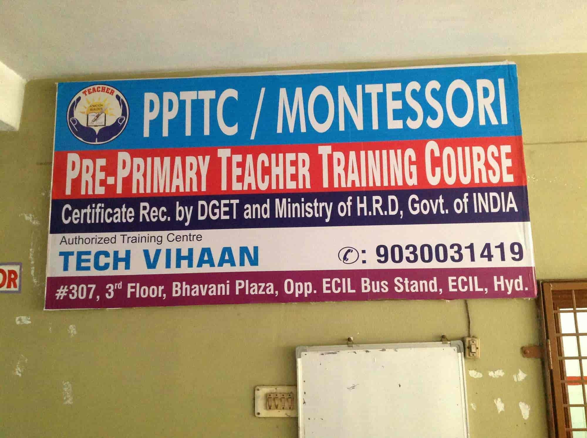 Tech Vihaan, Ecil Cross Road - Computer Training Institutes
