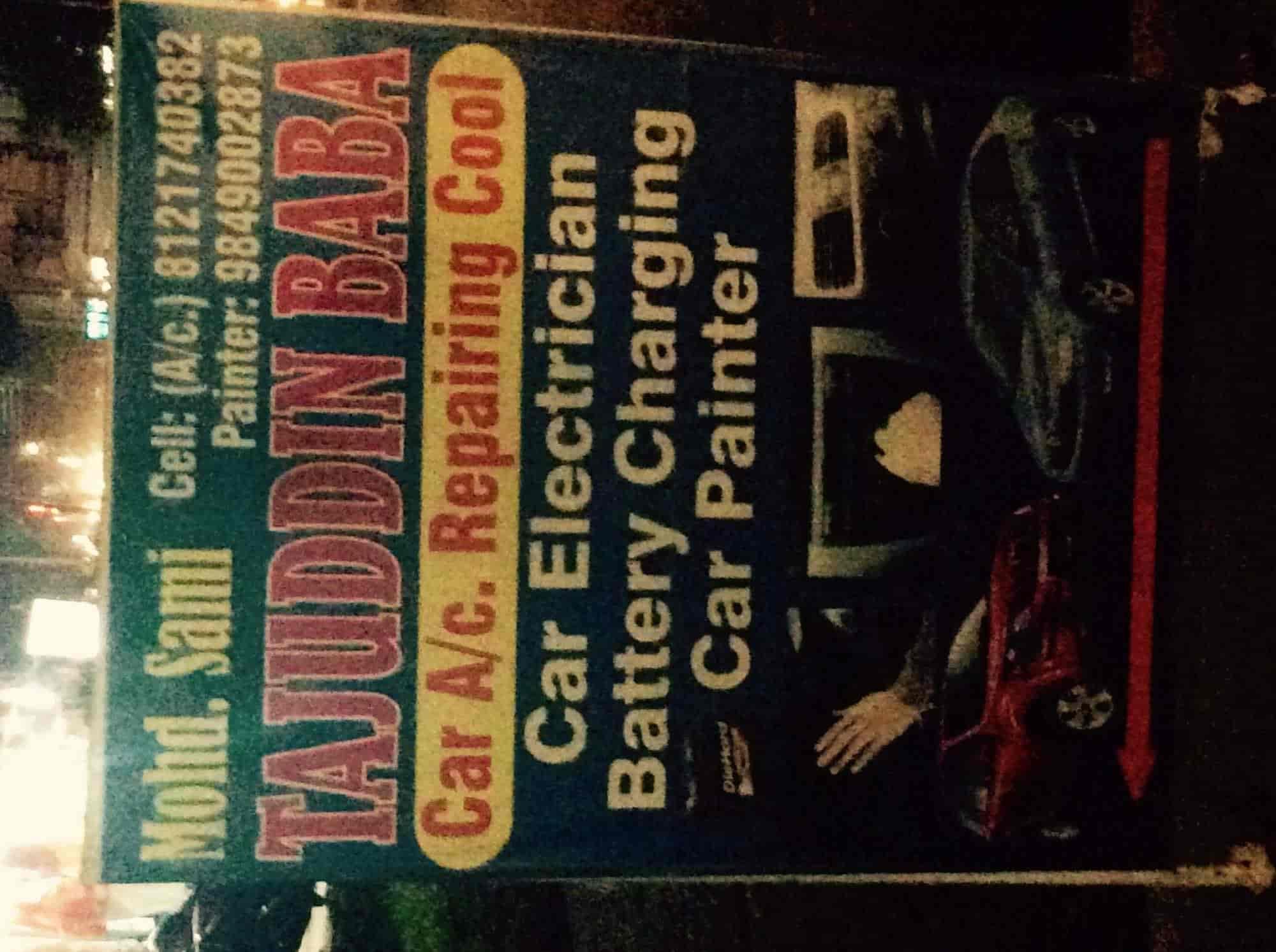 Tajuddin Car AC Repair & Automobile Electrical Works, Sikh
