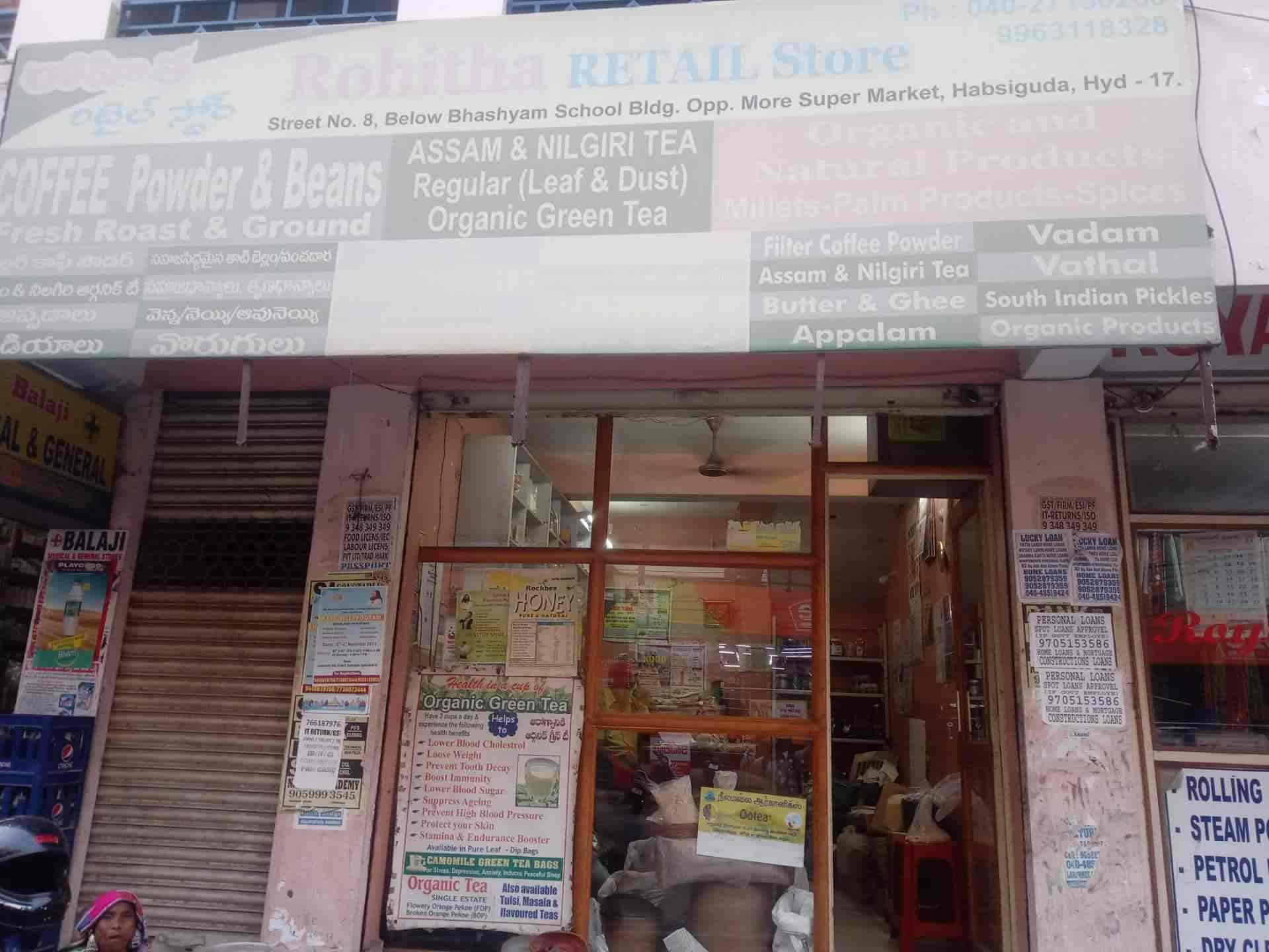 Rohita Retail Store, Habsiguda - Grocery Stores in Hyderabad