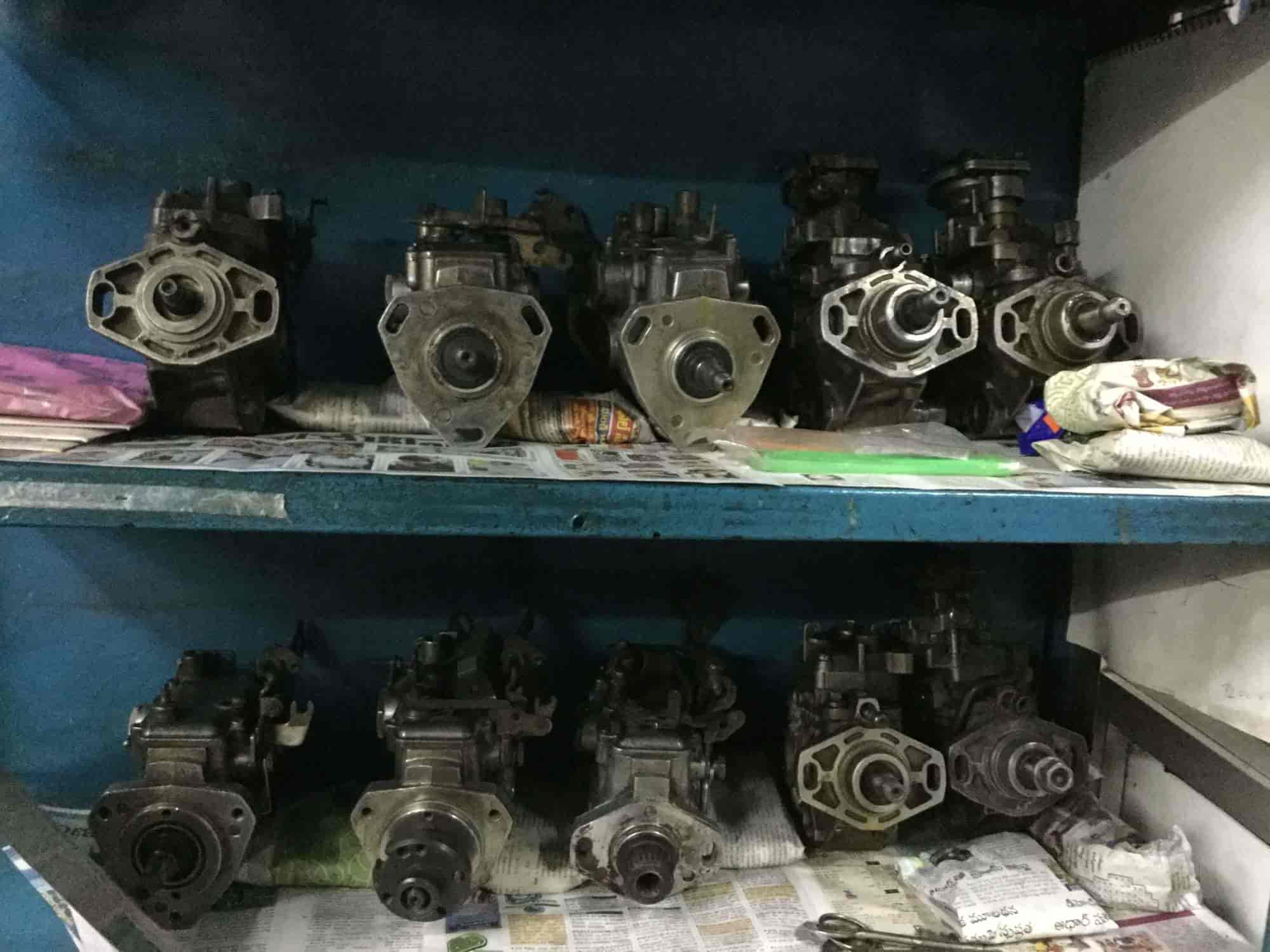 Krishnaveni Diesel House Balkampet Diesel Generator Repair