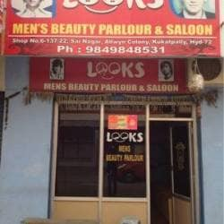 Looks Beauty and Saloons, Kukatpally - Body Massage Centres