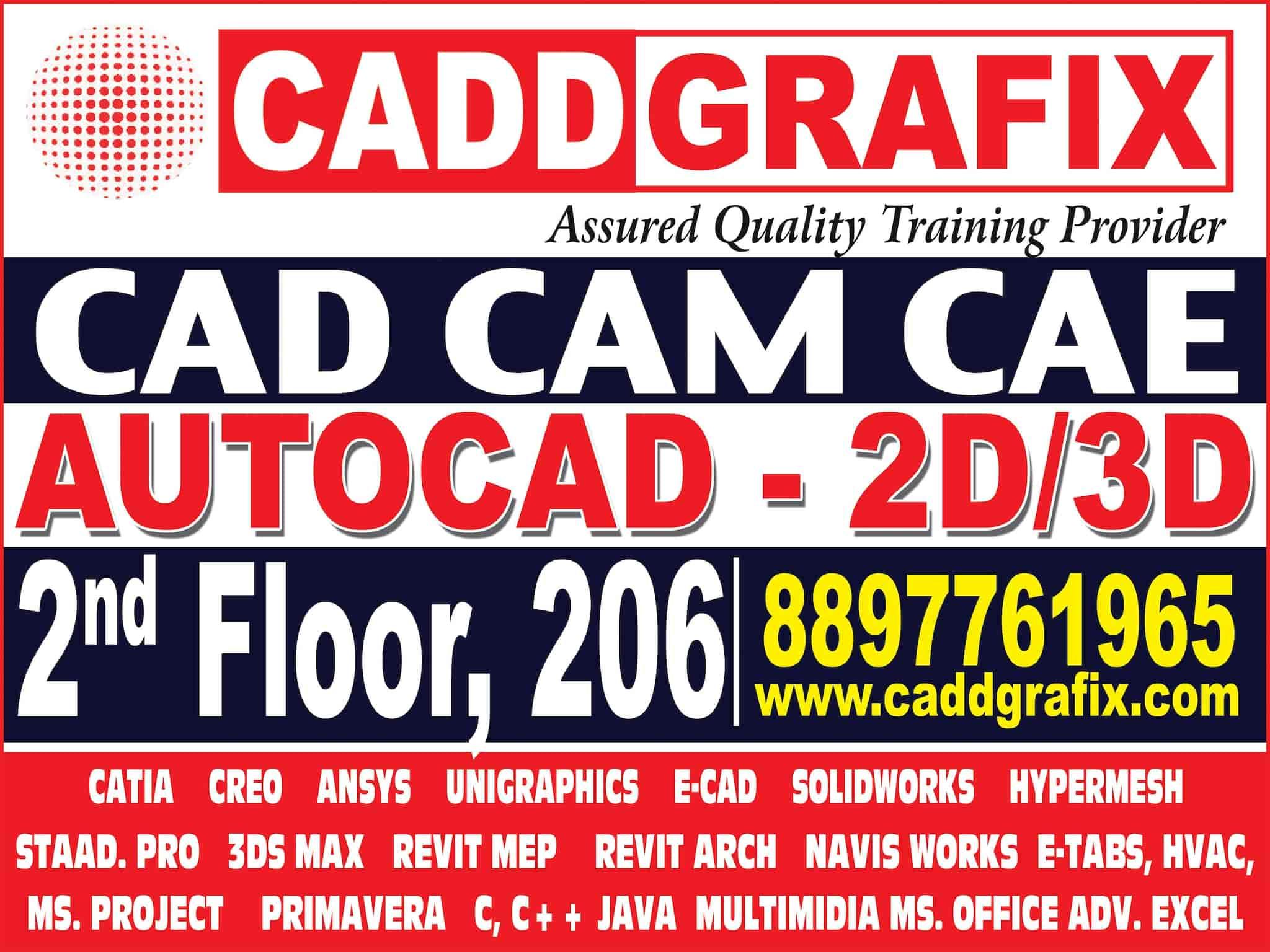 Cadd Grafix, Chanda Nagar - AUTOCAD Training Institutes in