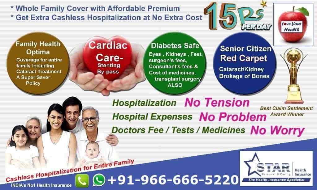 Star Health Allied Insurance Company Ltd Himayat Nagar Health Insurance Agents In Hyderabad Justdial