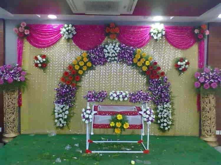 Flower Decoration sree vigneshwara flower decoration, moosarambagh, hyderabad