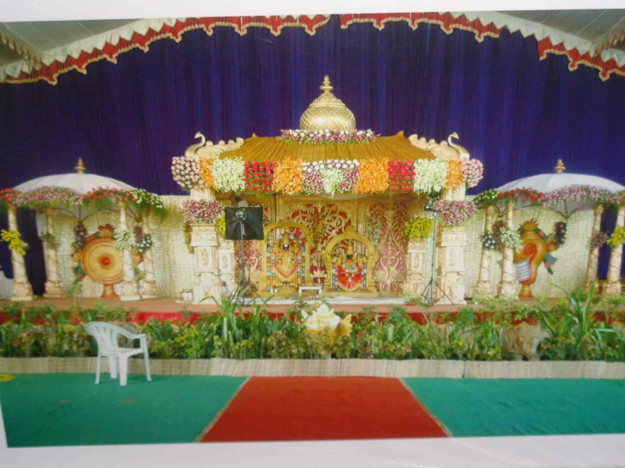 Sree Vigneshwara Flower Decoration Photos, Moosarambagh, Hyderabad ...