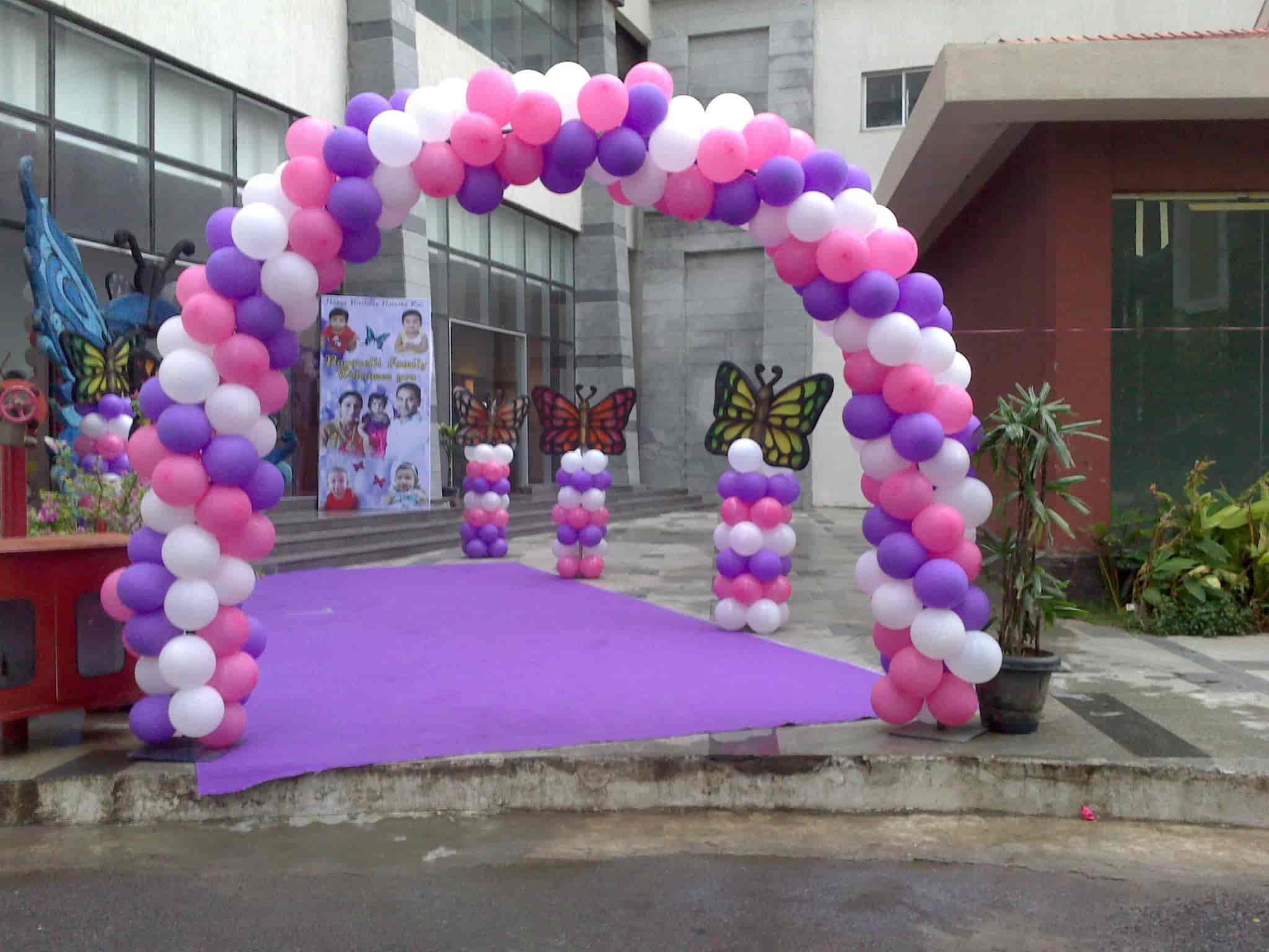 birthday party decorations hyderabad Photos Hyderabad Pictures