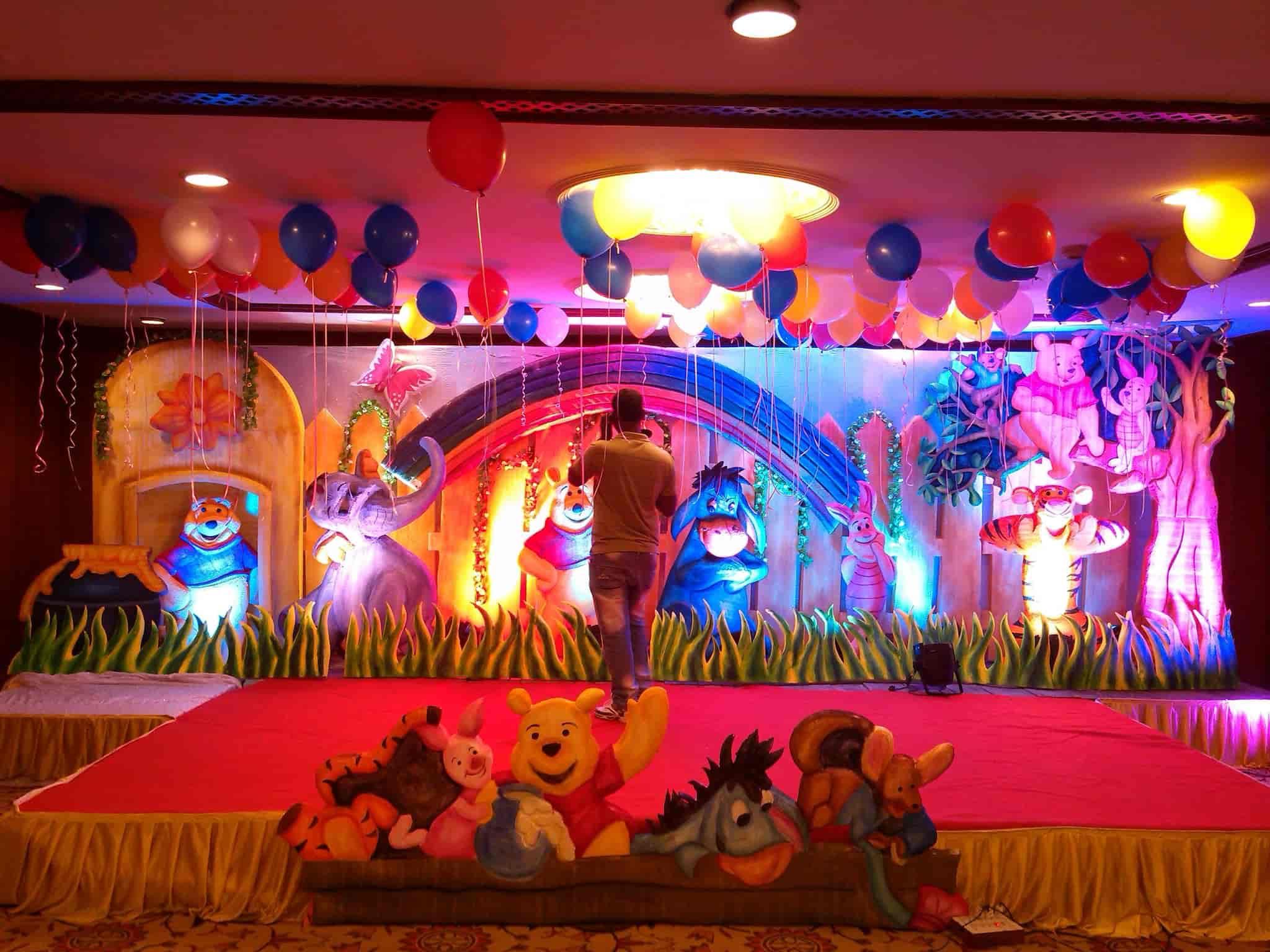 Birthday Party Decorations Hyderabad