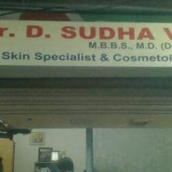 Dr  Sudha Vani Damarla (sri Skin & Ent Clinic