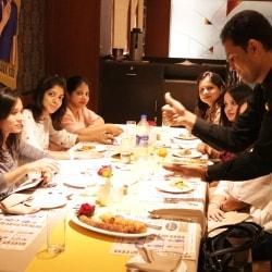 Talking Hands Restaurant, Begumpet, Hyderabad - Multicuisine