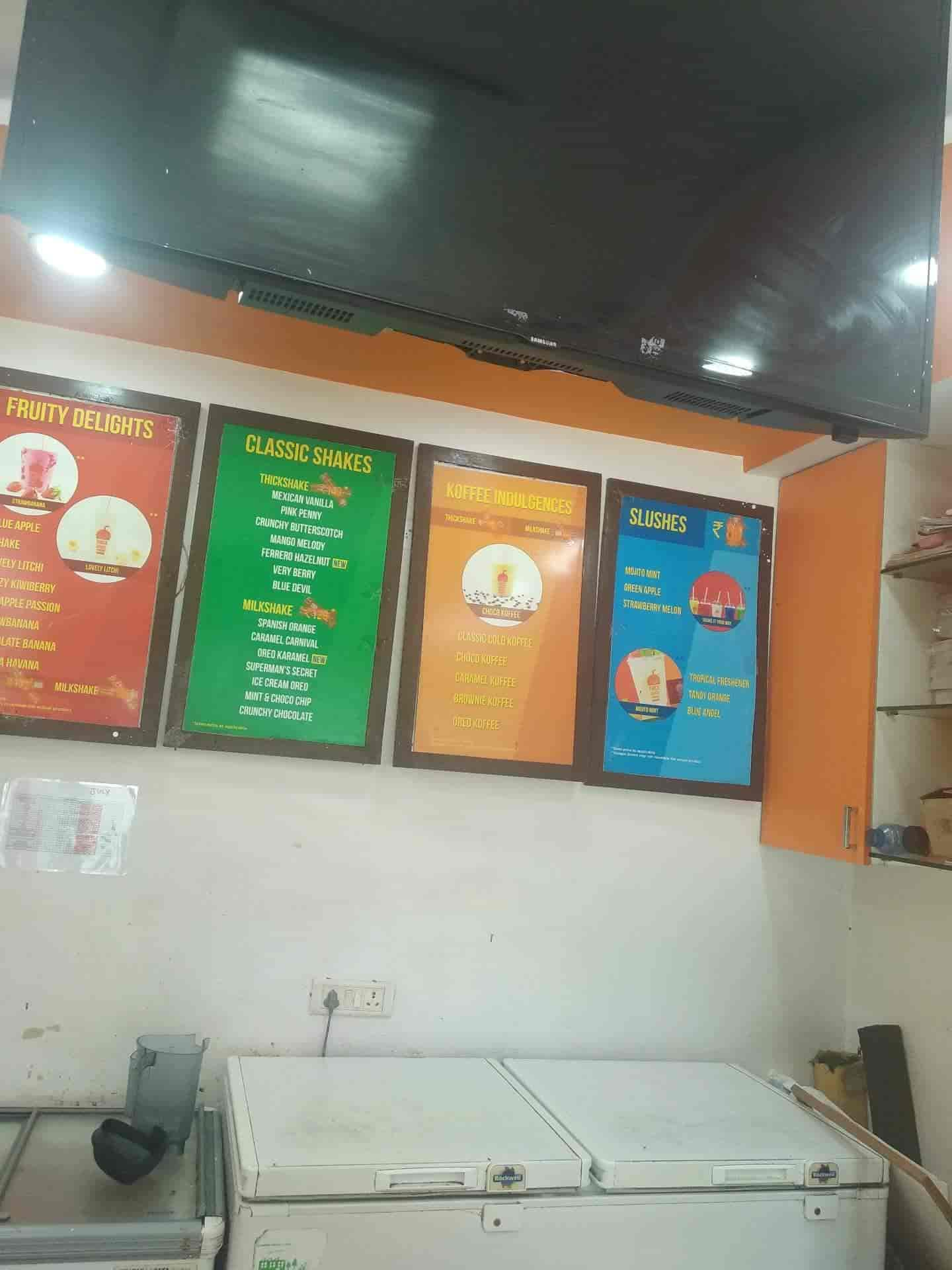 The Thick Shake Factory Photos, Sindhi Colony secunderabad