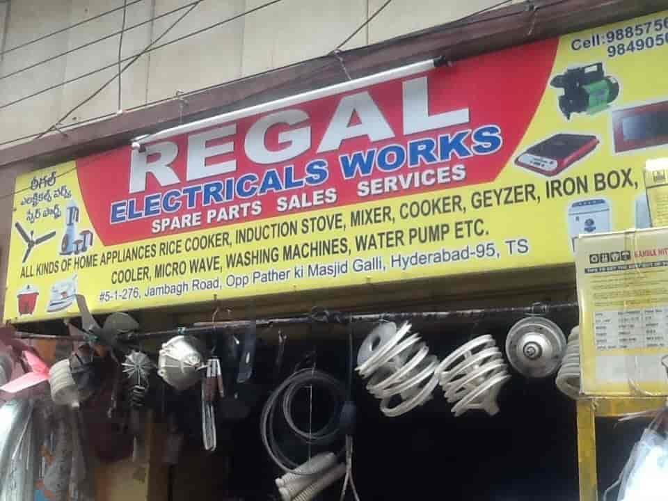 Microwave Oven Services In Hyderabad Justdial Regal Electricals Spare Parts Repair Service Jam Bagh