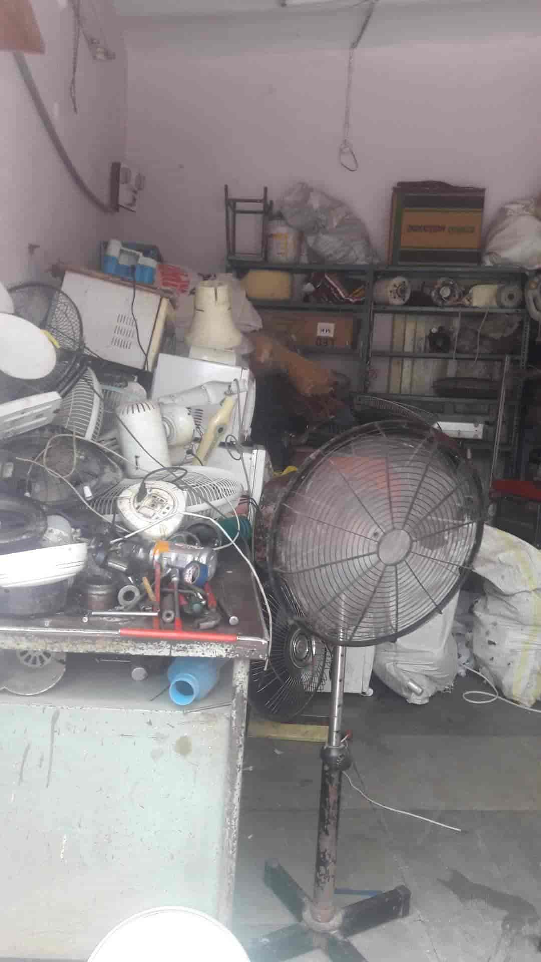 Inside View Regal Electricals Spare Parts Repair Service Photos Jam Bagh