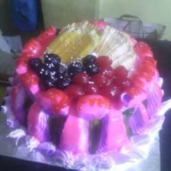 65fb9e972d8d ... Fruit Cake - Sania Flowers Photos