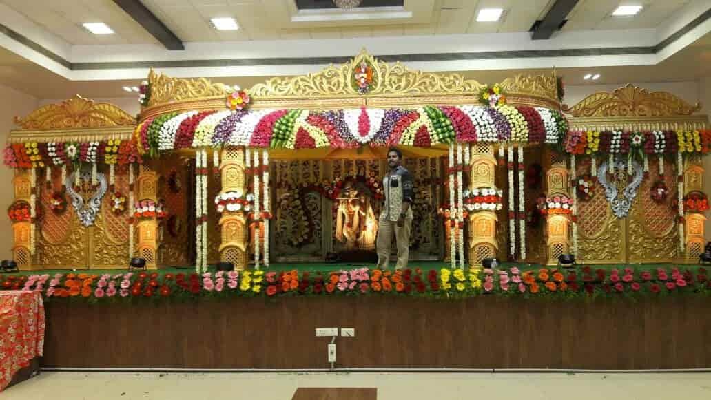 South India Baloon Flower Decorators