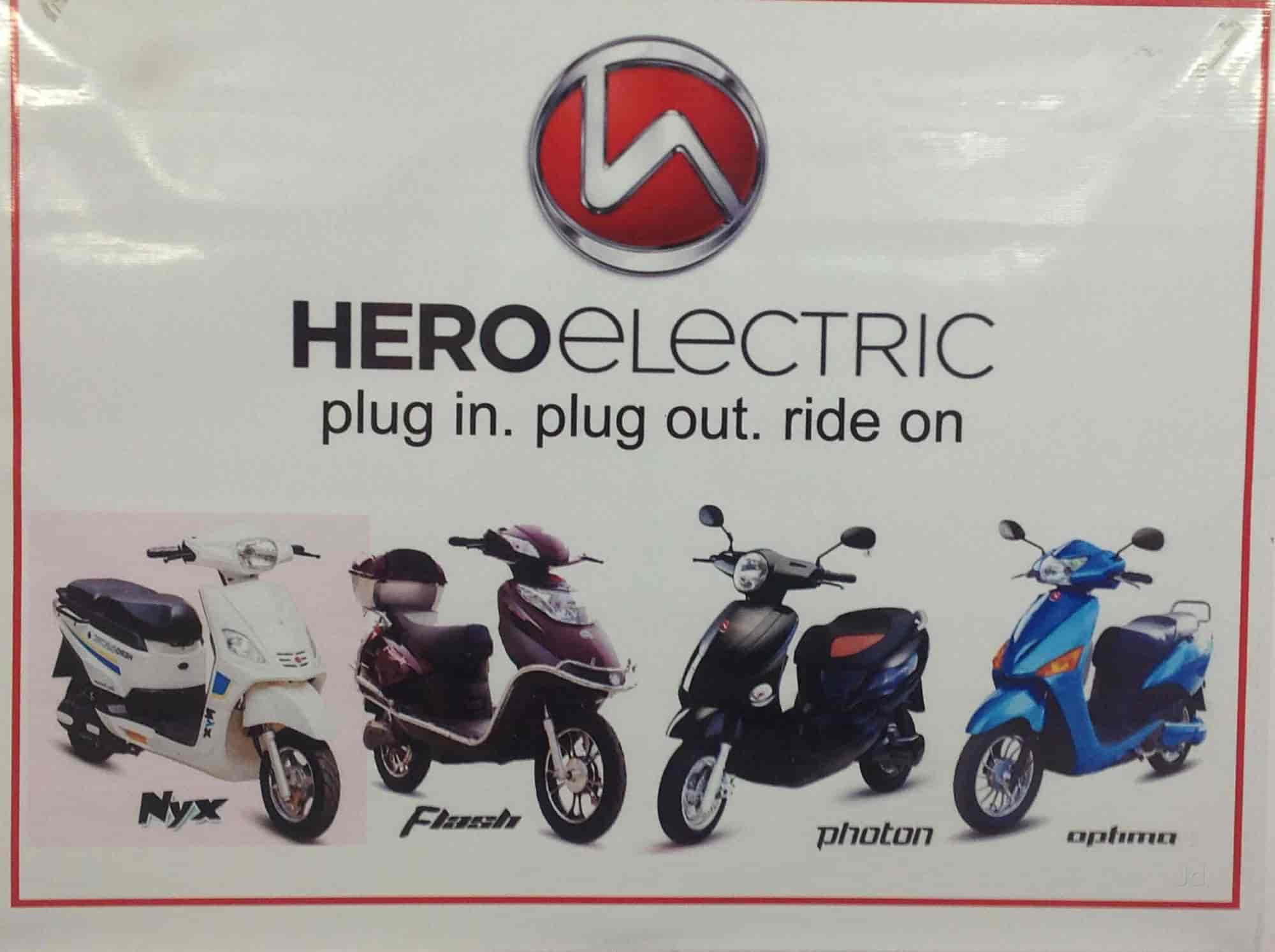 Green Ride E Bikes, ECIL - Battery Operated Scooter Dealers