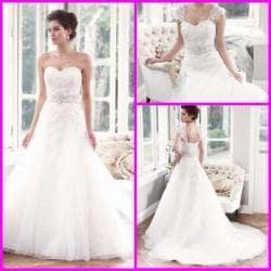a45df180fca47 ... Bridal Gown Display AD - Evans Bridals Photos, Nallakunta, Hyderabad - Bridal  Wear Manufacturers ...