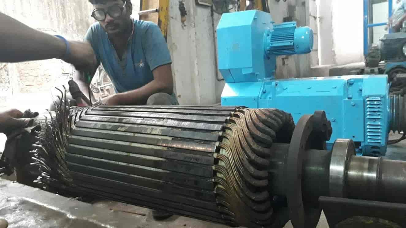 Nagendra Electrical Works, Jeedimetla - Rewinding Motor Industrial ...