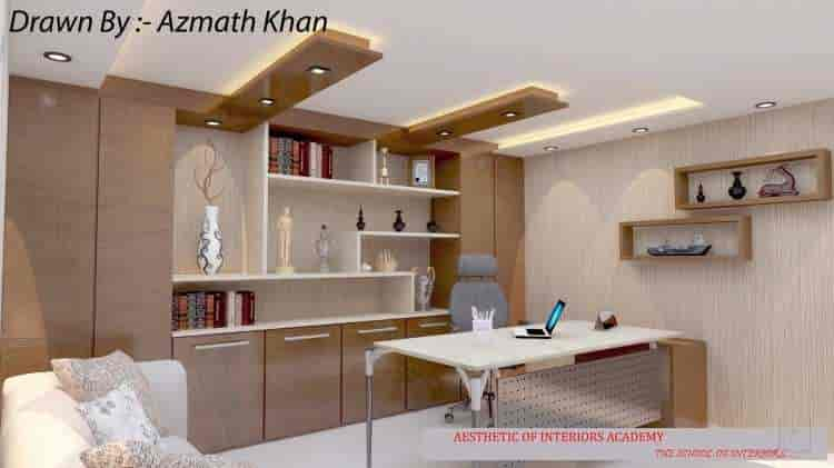 Aesthetic Of Interiors Academy Aia Masab Tank Hyderabad