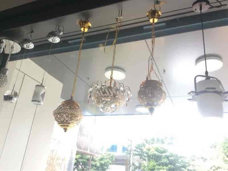 Jhumar Luxury Lighting House Osmangunj Led Light Dealers