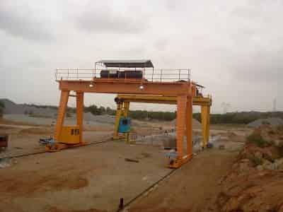 SSV Engg Industries, IDA Jeedimetla-Jeedimetla - Crane