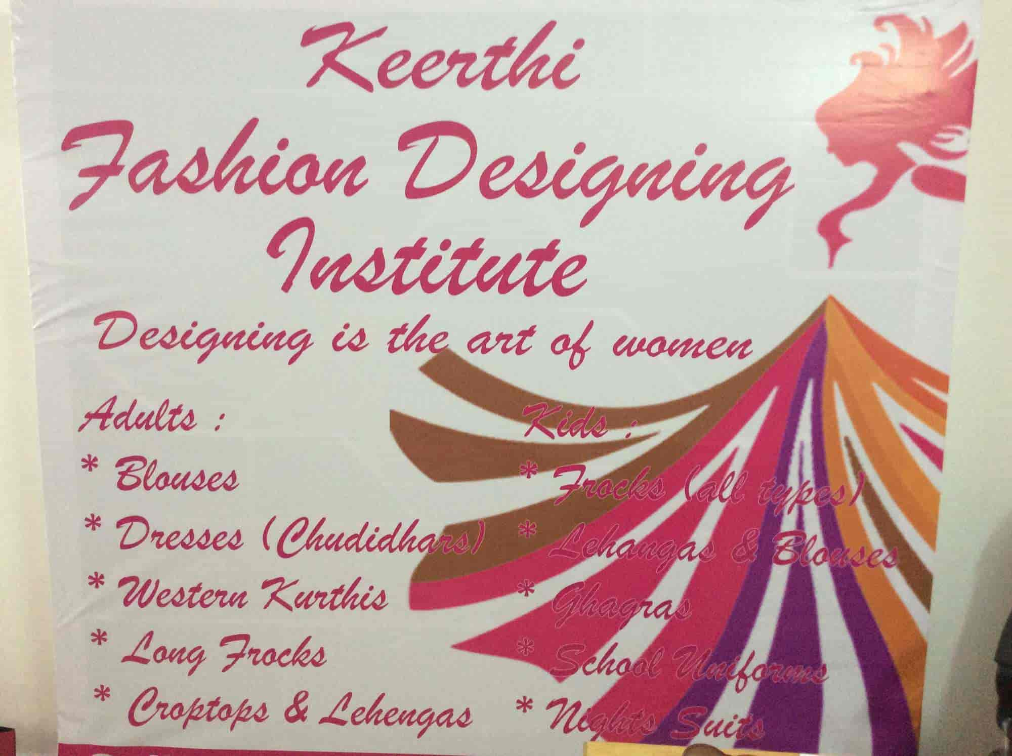 Keerthi Fashion Designing Institute And Tailoring School Gangaram Chanda Nagar Fashion Designing Institutes In Hyderabad Justdial