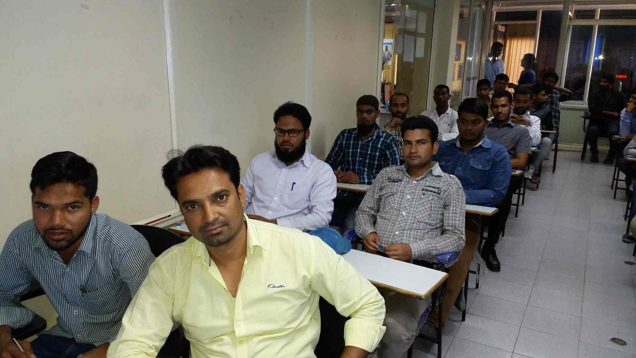 Ace Training and Consulting, Lakdi Ka Pool-Khairatabad - Fire