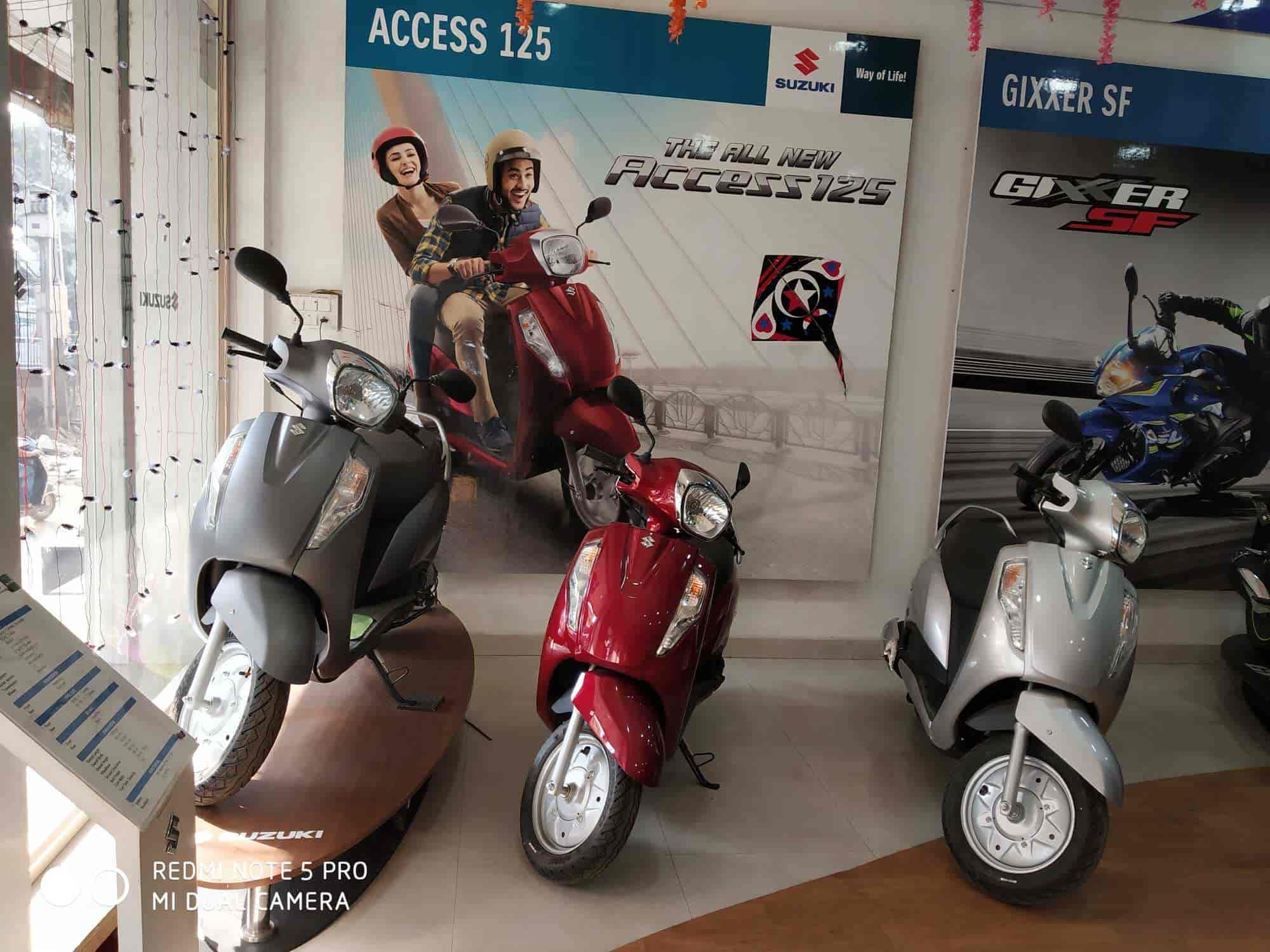 Midas Suzuki, Malakpet - Motorcycle Dealers-TVS in Hyderabad - Justdial