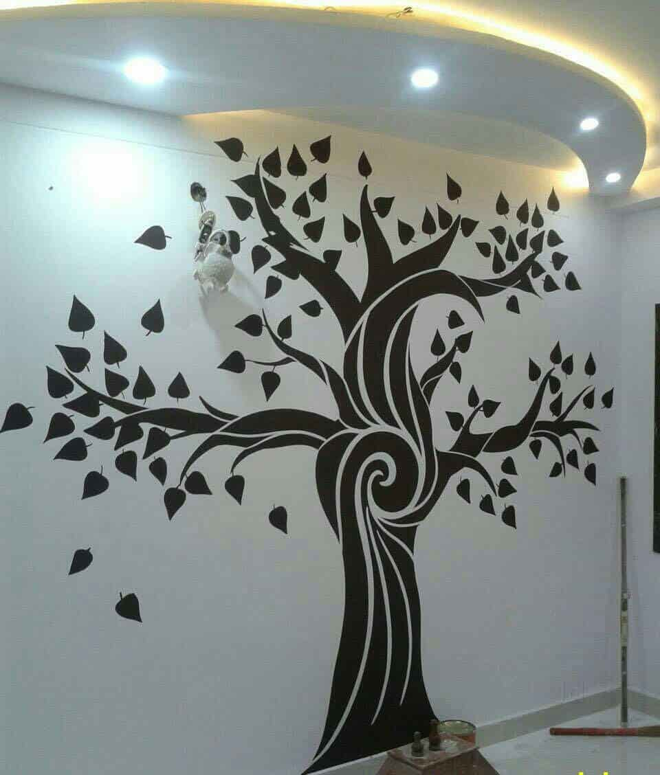 Galaxy Wall Painting Photos Hyderabad Pictures Images Gallery