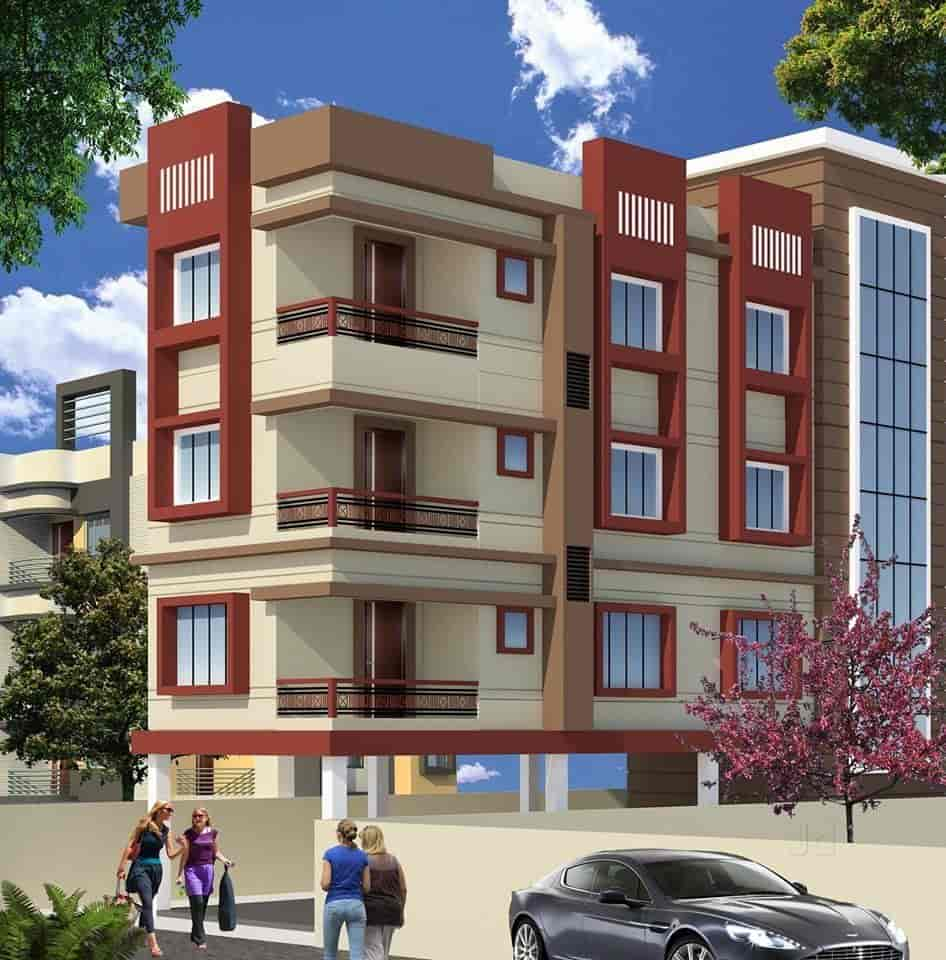 New Home Elevation Designs In Hyderabad