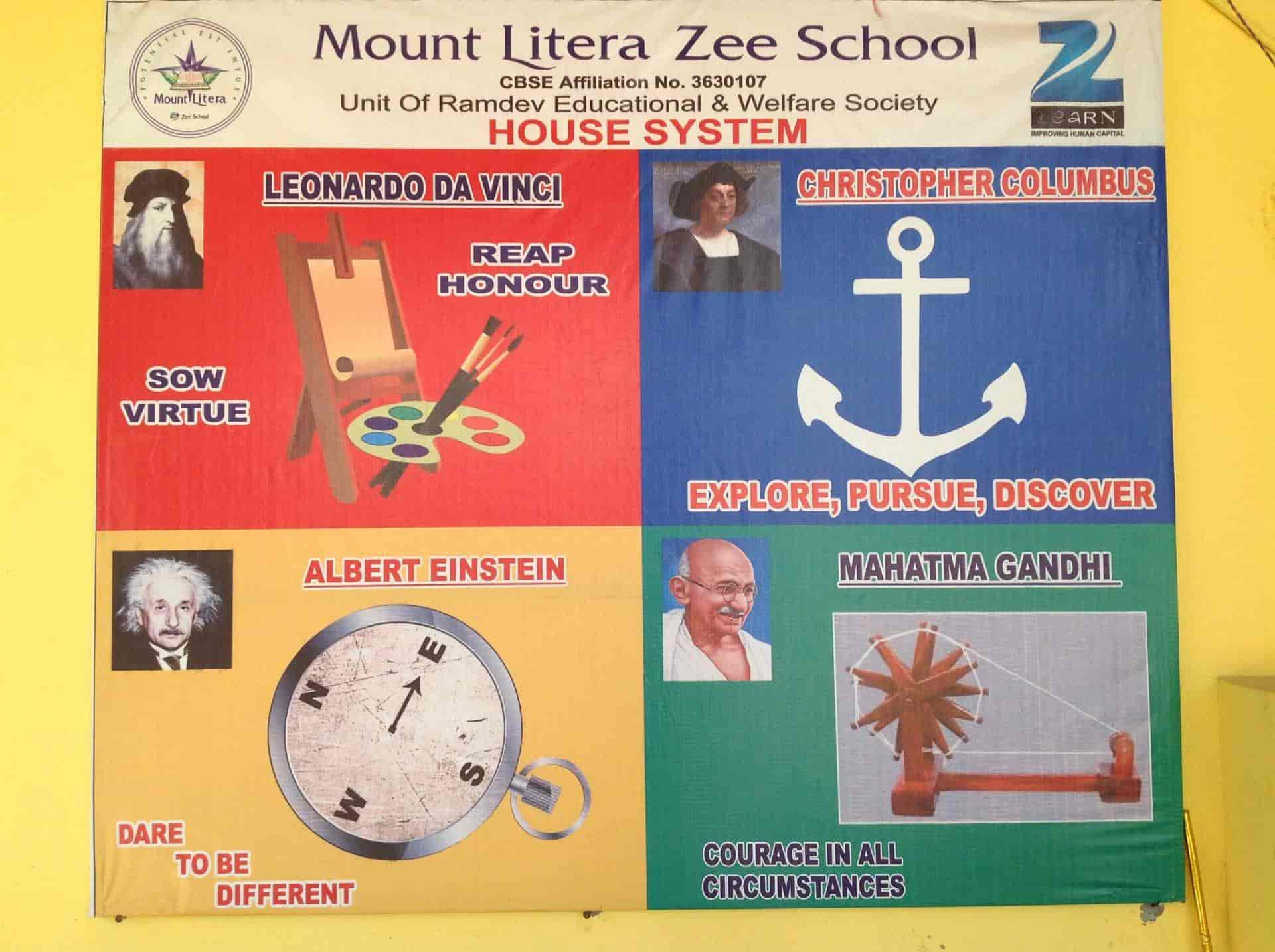 Mount Litera Zee School Photos Saket Kapra Delhi Pictures