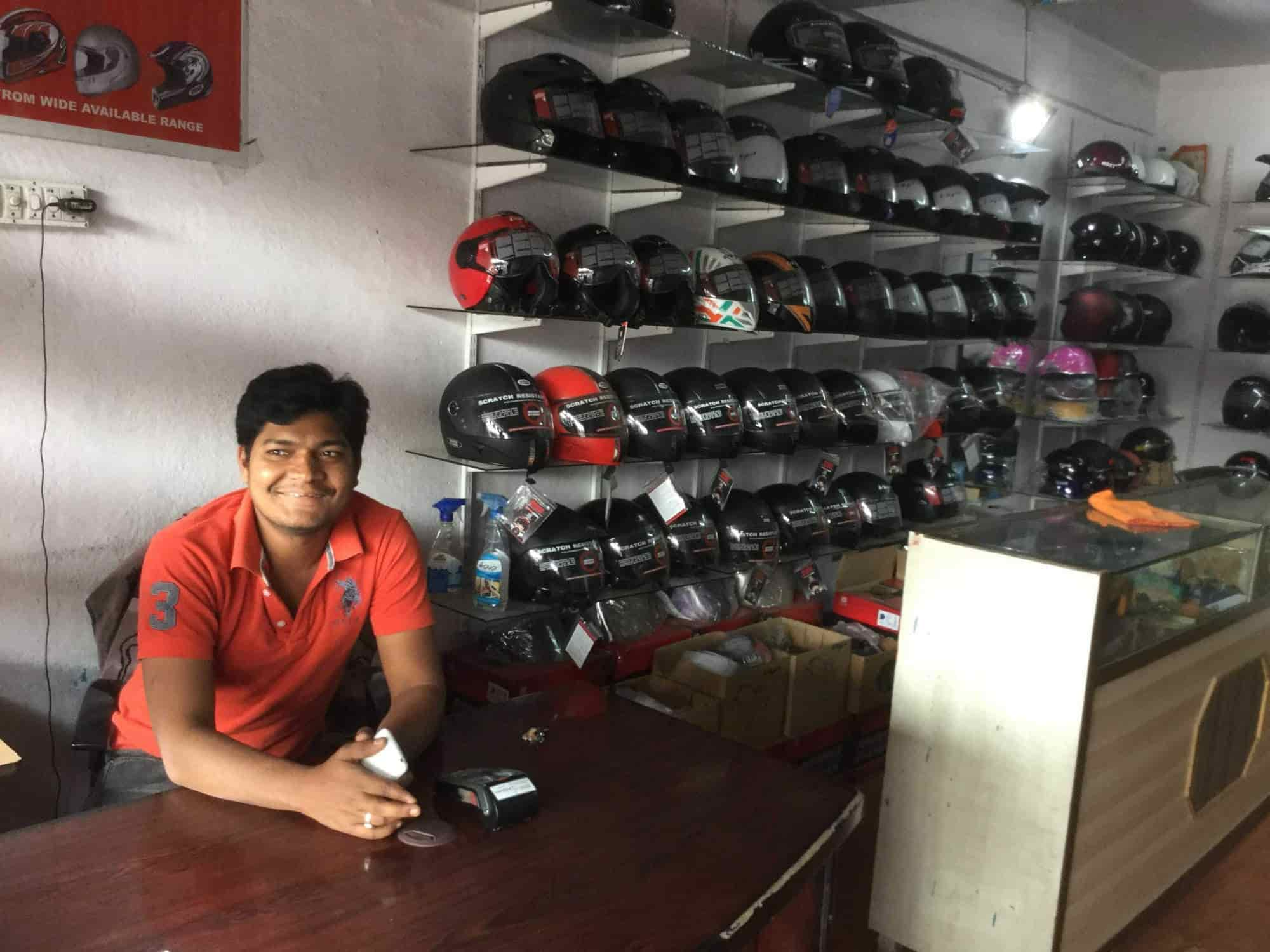 K G N Helmets, Kukatpally - Helmet Dealers in Hyderabad - Justdial