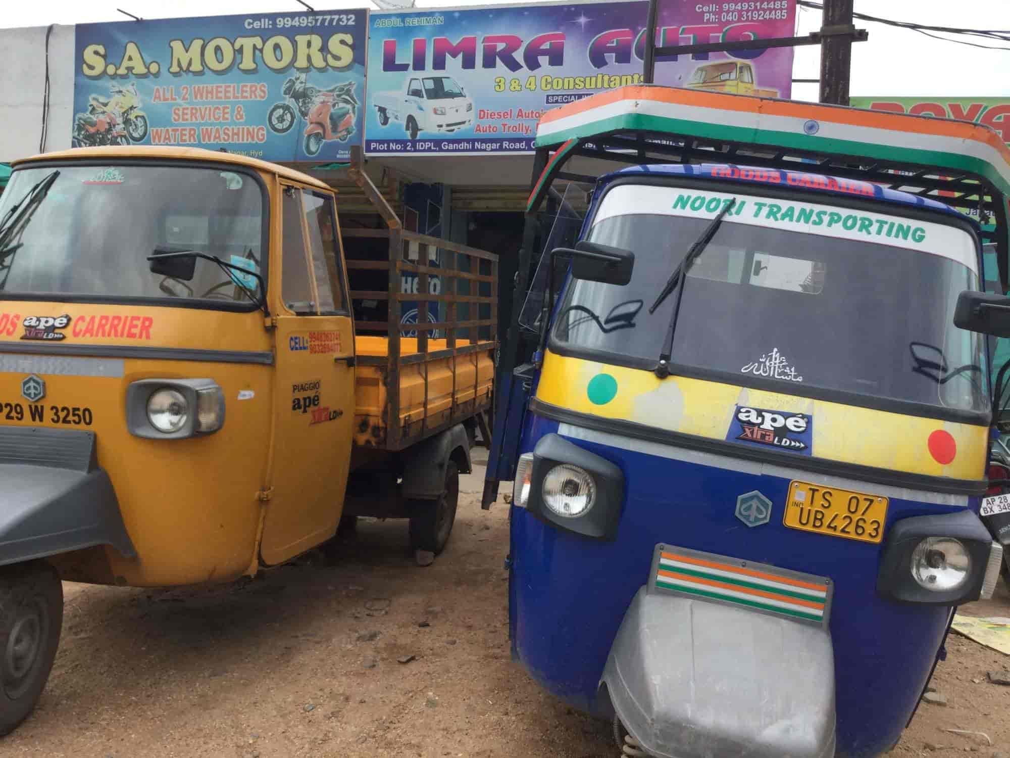 Used Ape Auto In Hyderabad Ape Auto Paggio 2011 Model Hyderabad