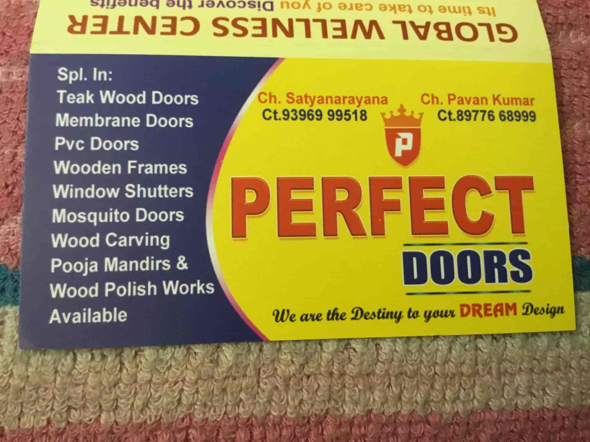 : perfect doors - pezcame.com
