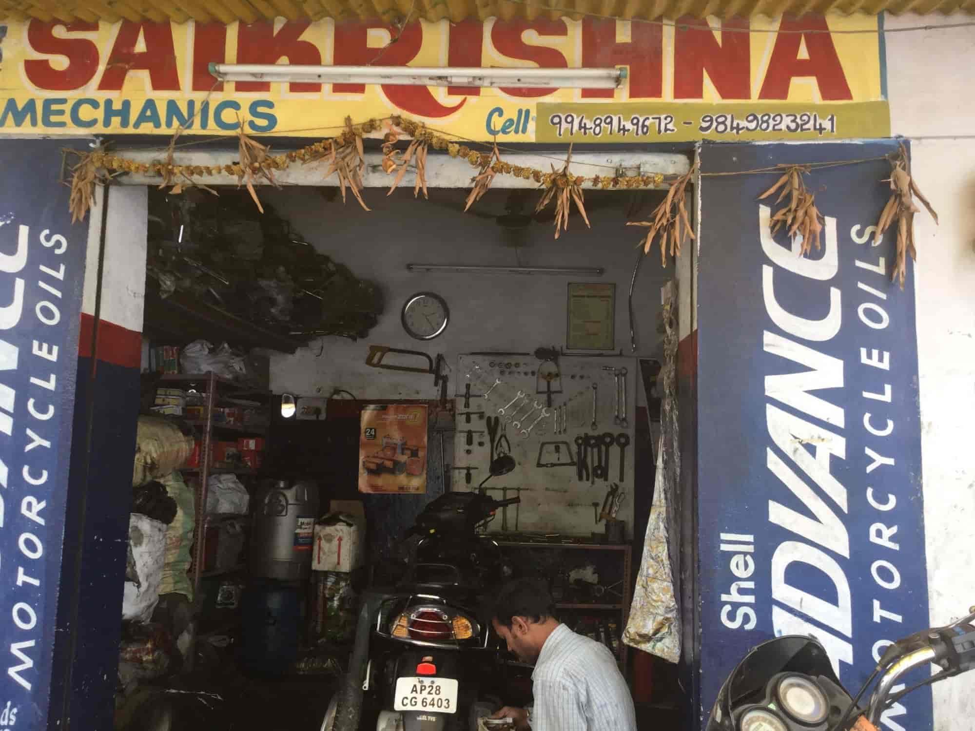 Sai Krishna Bike Mechanic Photos, Kukatpally, Hyderabad