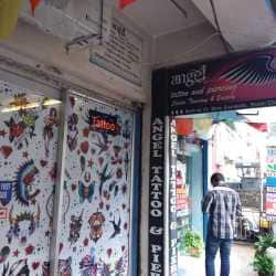 Angel Tattoo And Piercing Studio Training Supply Secunderabad Tattoo Artists In Hyderabad Justdial