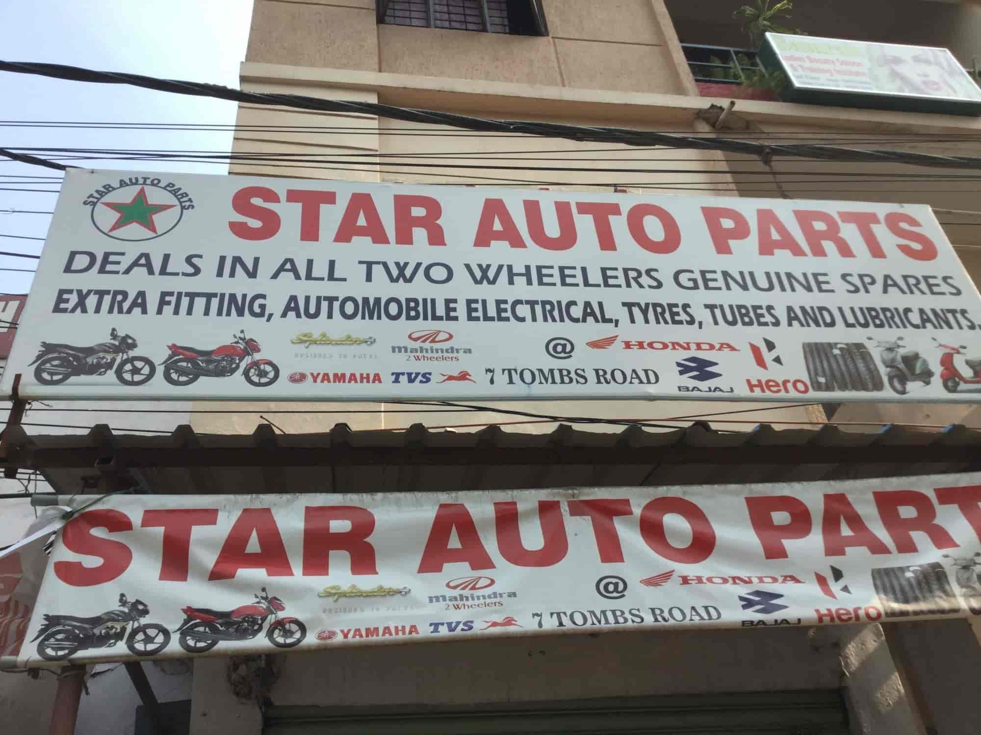 Star Auto Parts >> Star Auto Parts Toli Chowki Two Wheeler Spare Part