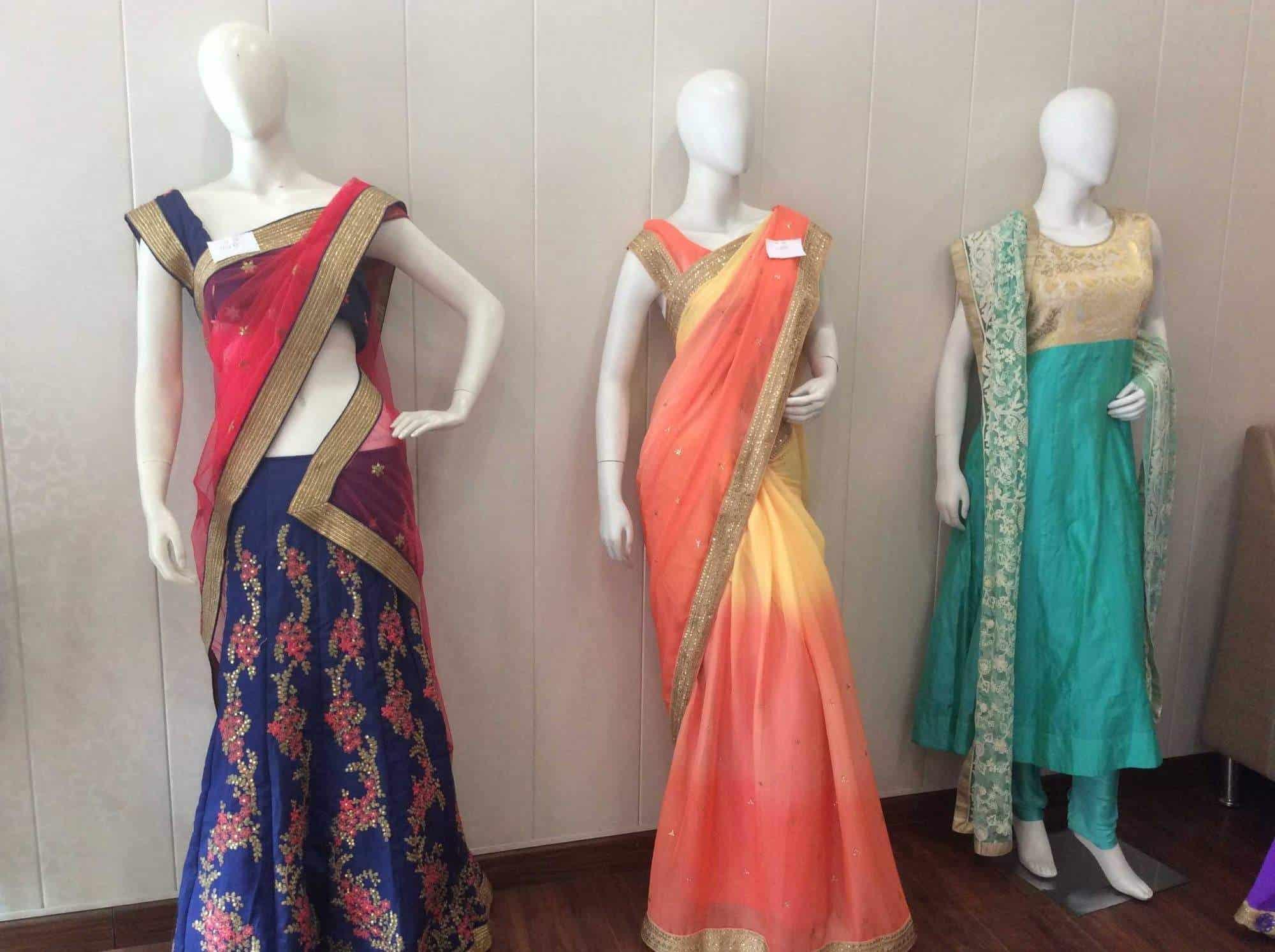 Ista Sakhi Boutique, Ameerpet - Saree Retailers in Hyderabad - Justdial