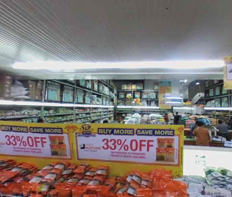 mini supermarket plan
