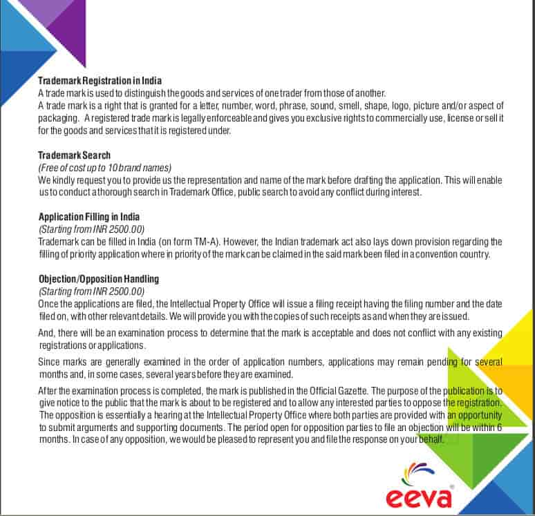 Eeva Patent & Quality Certification in Kukatpally, Hyderabad