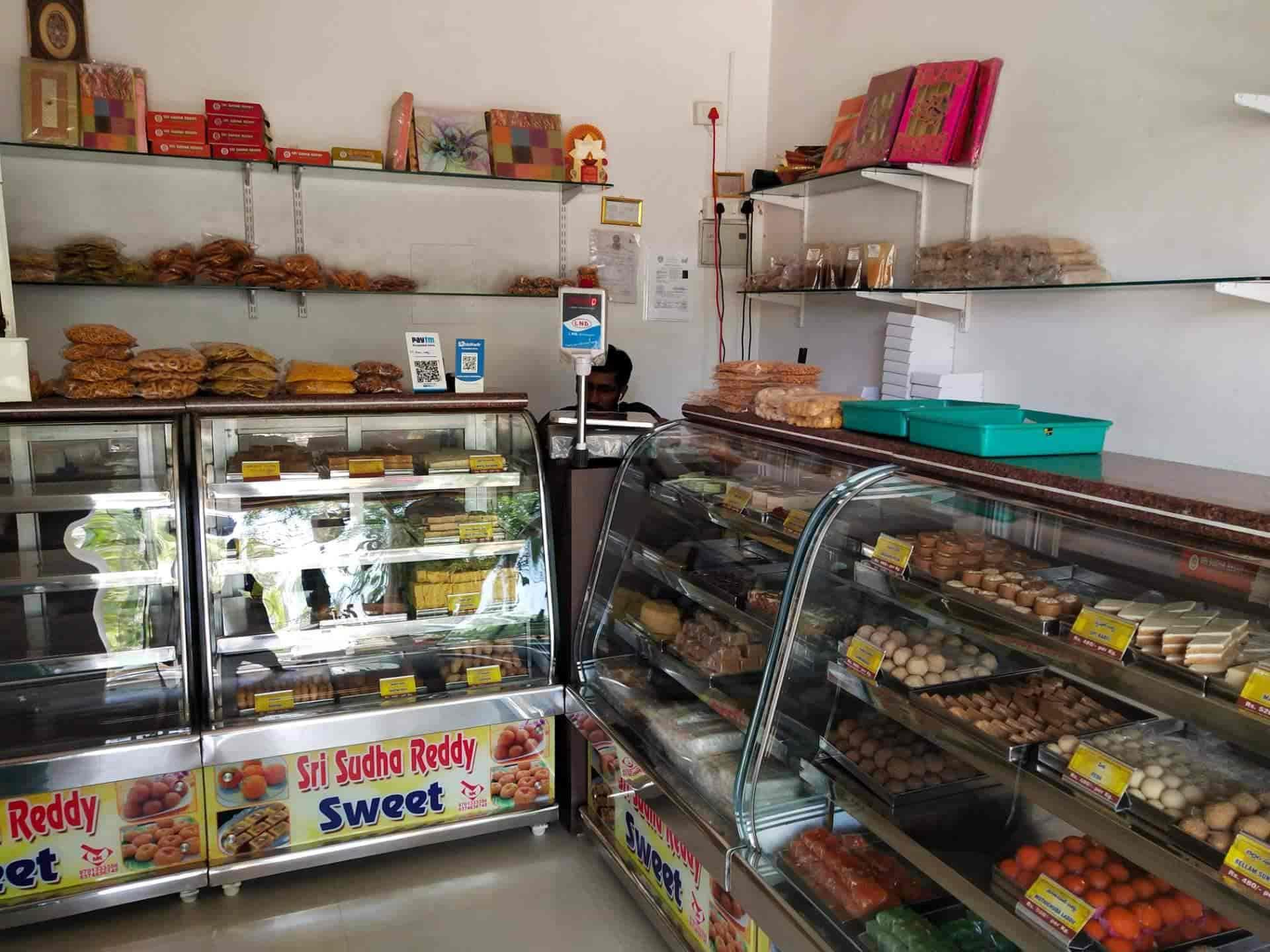 Sudha Reddy Sweet House Photos, Sainikpuri, Hyderabad- Pictures