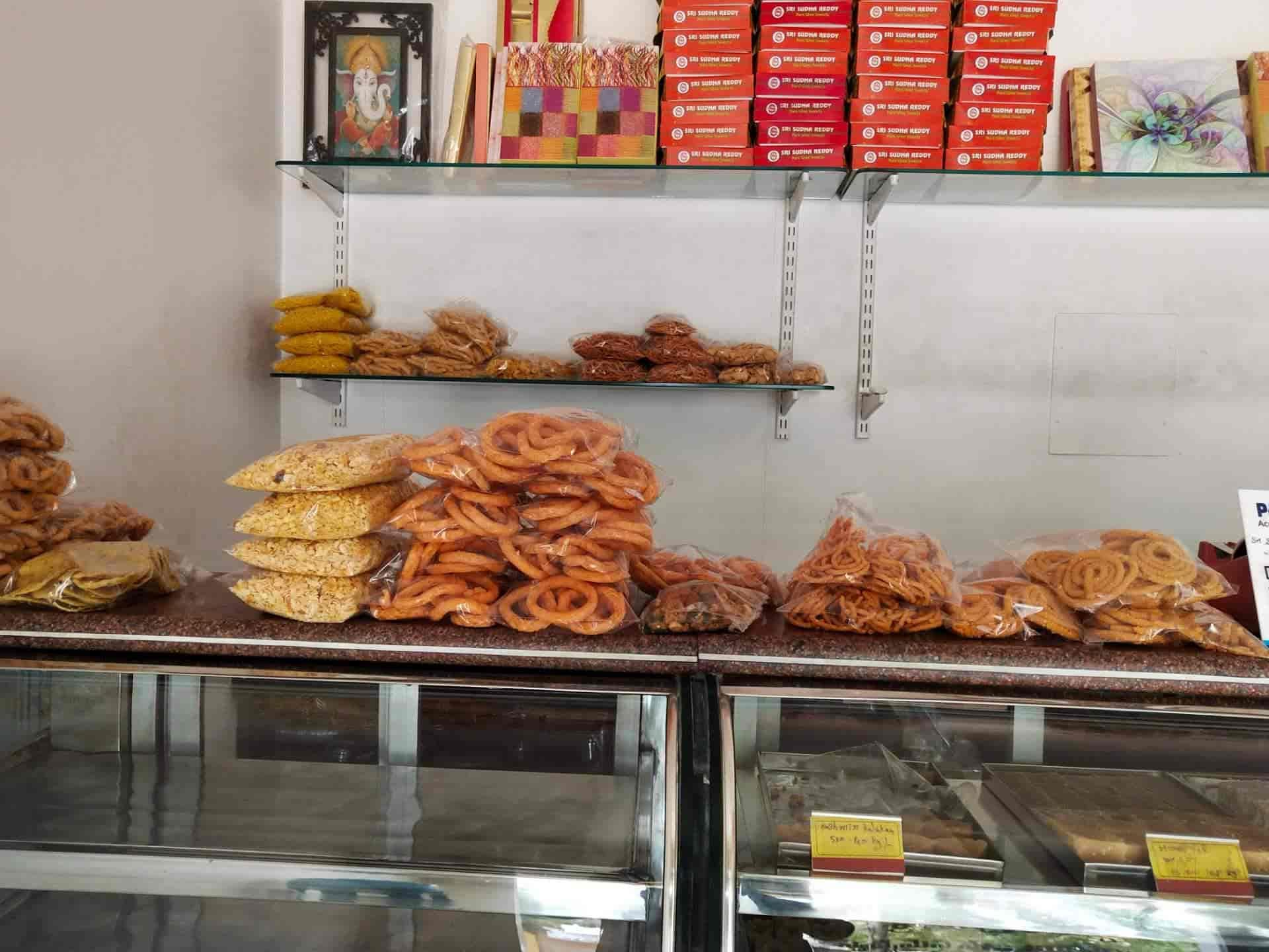 Sudha Reddy Sweet House Photos, Sainikpuri, Hyderabad