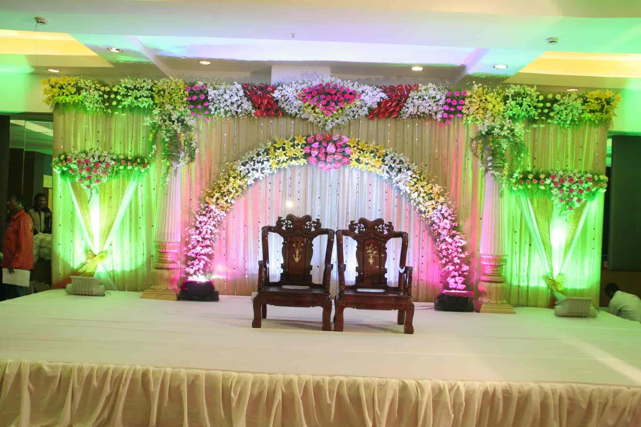 M K Flower Decorators Photos Yousufguda Hyderabad Pictures