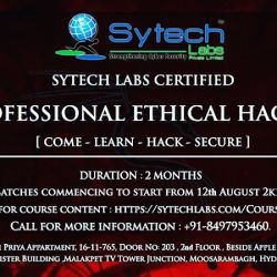 Sytech Labs Pvt Ltd, Moosarambagh - Institutes For Cyber
