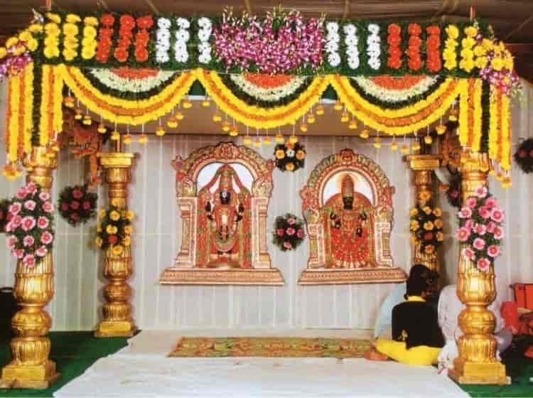 Flower Decoration alanya flower decoration, subhash nagar-trimulgherry, hyderabad