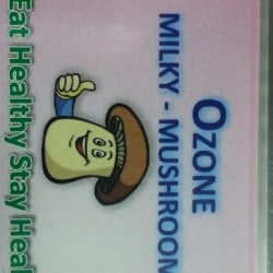 milky anime label