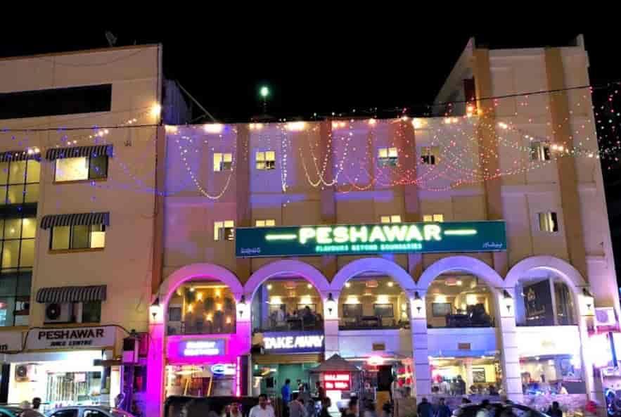 Peshawar, Lakdi Ka Pool-khairatabad, Hyderabad - Biryani